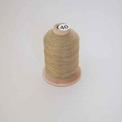 ecru quilting thread