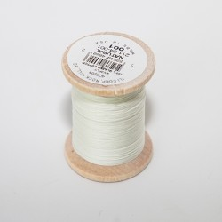 small quilting thread cream